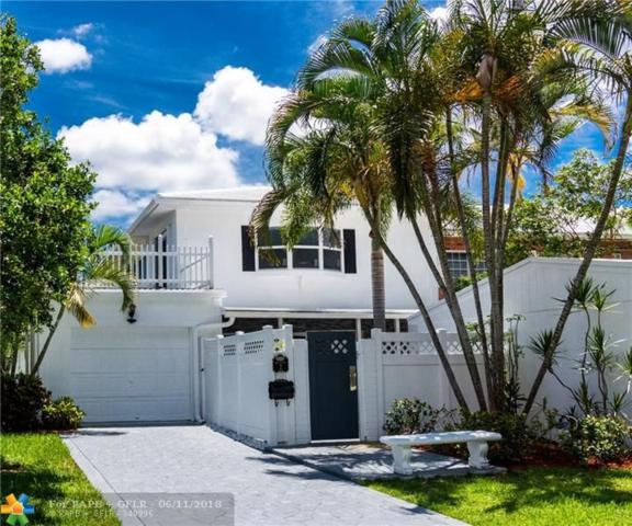 2 Heathcote Rd -, Wilton Manors, FL 33305 (MLS #F10126340) :: Green Realty Properties