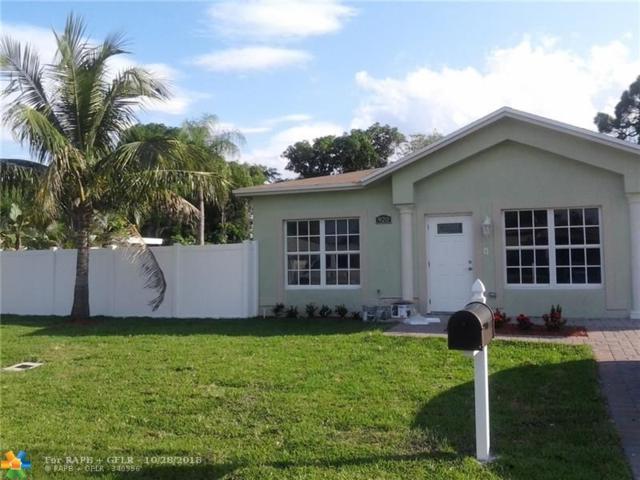 920 NE 34th St, Oakland Park, FL 33334 (MLS #F10126363) :: Green Realty Properties