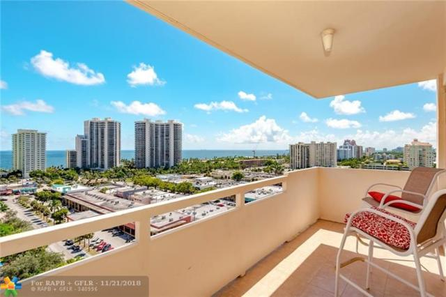 3233 NE 34th St #1615, Fort Lauderdale, FL 33308 (MLS #F10126529) :: Green Realty Properties