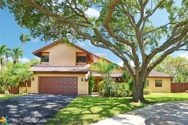 8675 SW 57th Place, Cooper City, FL 33328 (MLS #F10126567) :: Green Realty Properties