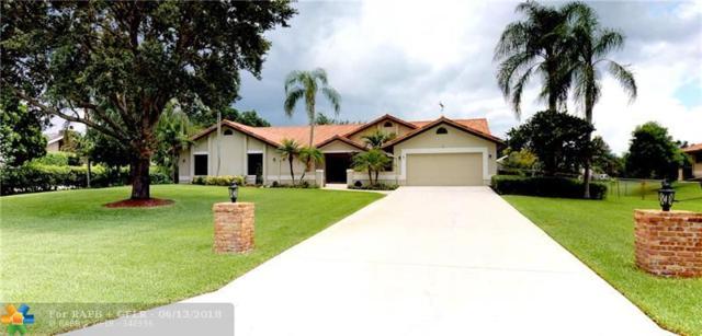 11360 NW 5th St, Plantation, FL 33325 (MLS #F10126644) :: Green Realty Properties