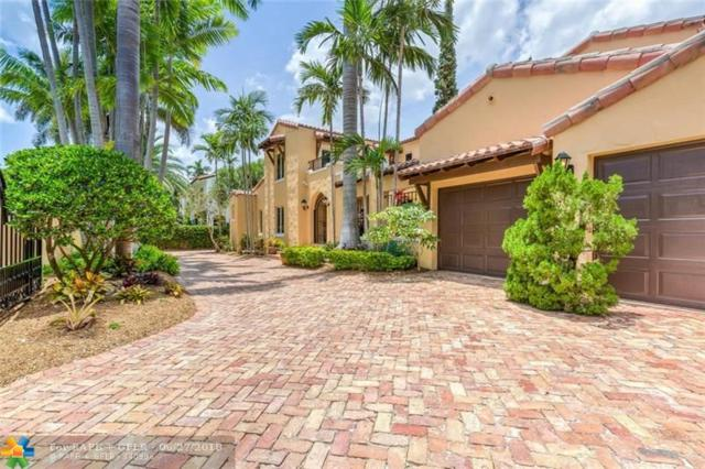 2623 Acacia Court, Fort Lauderdale, FL 33301 (MLS #F10126647) :: Green Realty Properties