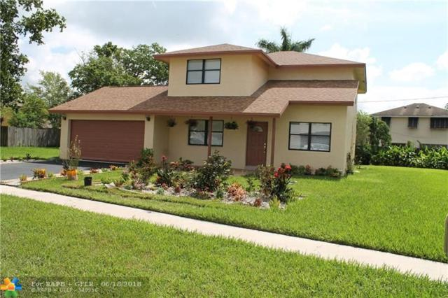 4760 NW 114th Ave, Sunrise, FL 33323 (MLS #F10126758) :: Green Realty Properties