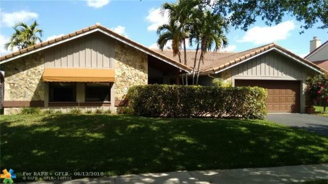 9821 NW 10th Ct, Plantation, FL 33322 (MLS #F10126764) :: Green Realty Properties