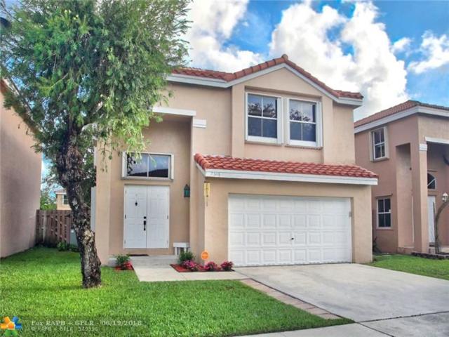 7348 Viscaya Cir, Margate, FL 33063 (MLS #F10126929) :: Green Realty Properties