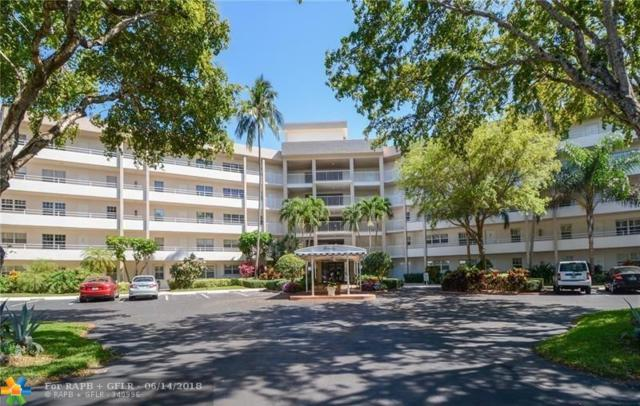 3800 Oaks Clubhouse Dr #104, Pompano Beach, FL 33069 (MLS #F10127092) :: Green Realty Properties