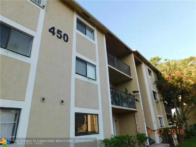 450 Palm Cir #107, Pembroke Pines, FL 33025 (MLS #F10127263) :: Green Realty Properties