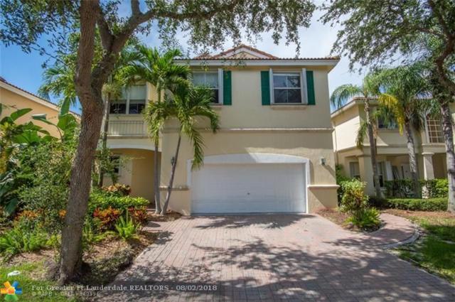 1070 Lyontree St, Hollywood, FL 33019 (MLS #F10127483) :: Green Realty Properties