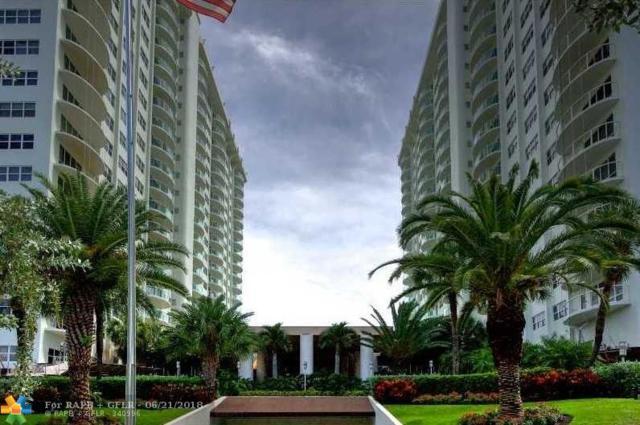 3410 Galt Ocean Dr #2105, Fort Lauderdale, FL 33308 (MLS #F10127710) :: Green Realty Properties