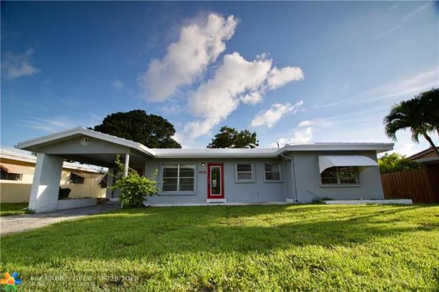 1813 NE 27th St, Wilton Manors, FL 33306 (MLS #F10127757) :: Green Realty Properties