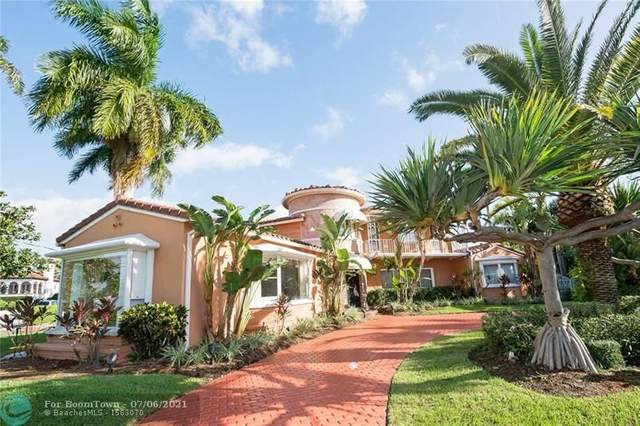 2301 Delmar Pl, Fort Lauderdale, FL 33301 (MLS #F10128155) :: The Howland Group