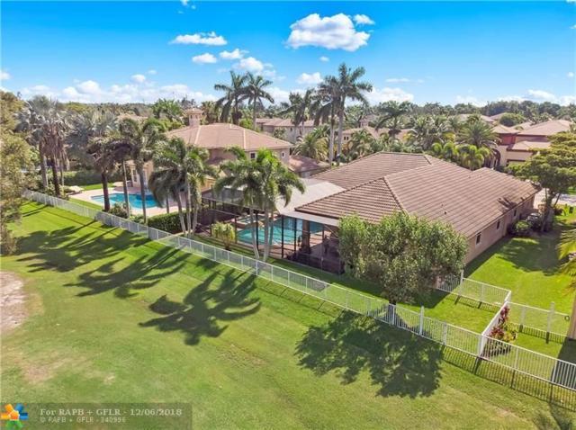 600 W Enclave Cir, Pembroke Pines, FL 33027 (MLS #F10128850) :: Green Realty Properties