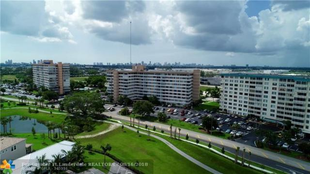 4200 Hillcrest Dr #209, Hollywood, FL 33021 (MLS #F10128920) :: Green Realty Properties