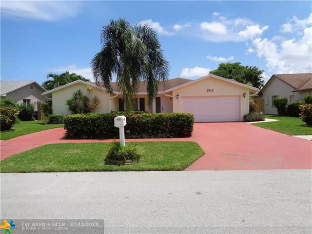 2812 SW 13th Ct, Deerfield Beach, FL 33442 (MLS #F10128931) :: Green Realty Properties
