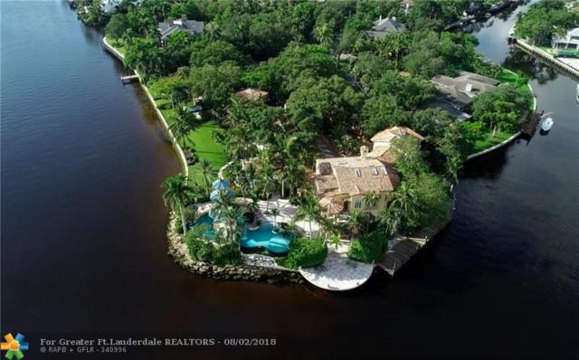 1575 Ponce De Leon Dr, Fort Lauderdale, FL 33316 (MLS #F10129226) :: Green Realty Properties