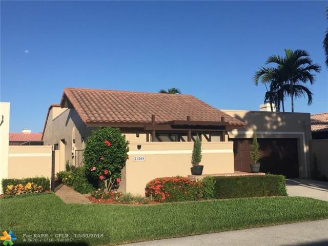 21369 Sonesta Way, Boca Raton, FL 33433 (MLS #F10129442) :: Green Realty Properties