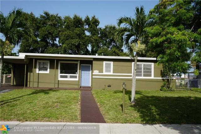 3711 SW 32nd Ave, Hollywood, FL 33023 (MLS #F10129718) :: Green Realty Properties