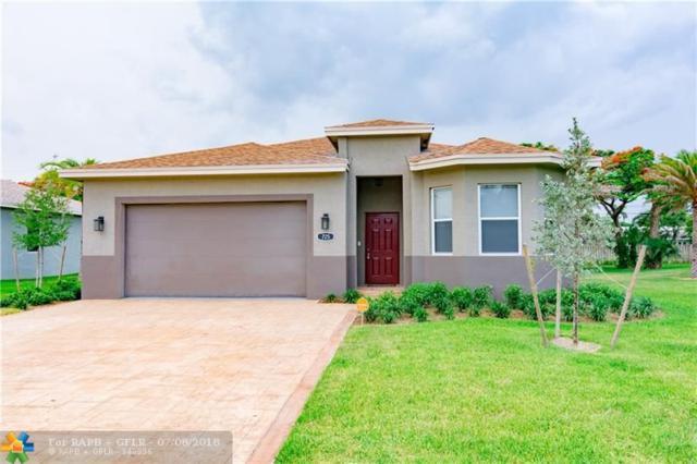 725 NE 1st St, Pompano Beach, FL 33060 (MLS #F10129728) :: Green Realty Properties