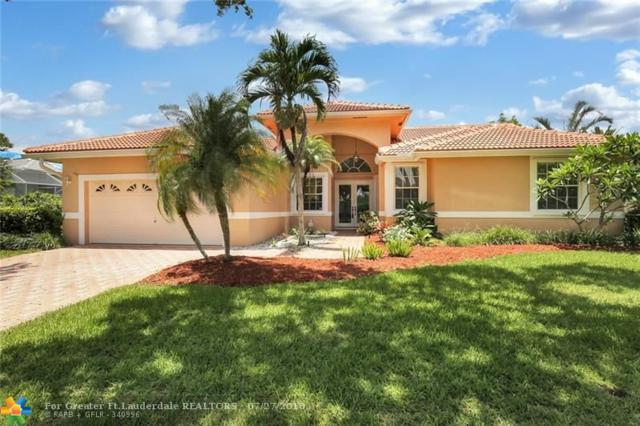 4166 NW 64th Ave, Coral Springs, FL 33067 (MLS #F10129856) :: Green Realty Properties