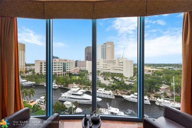 333 Las Olas Way #1004, Fort Lauderdale, FL 33301 (MLS #F10129943) :: Green Realty Properties