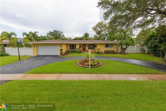 6281 SW 5th Ct, Plantation, FL 33317 (MLS #F10129945) :: Green Realty Properties