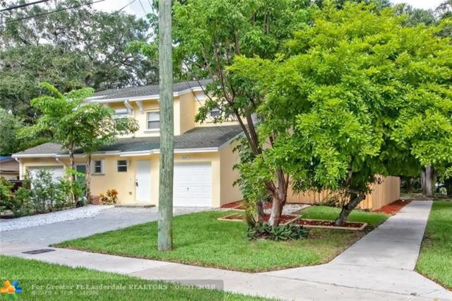 3221 SW 15TH AVE #3221, Fort Lauderdale, FL 33315 (MLS #F10130101) :: Green Realty Properties