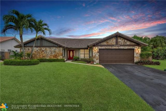 10949 NW 1st Manor, Coral Springs, FL 33071 (MLS #F10130548) :: Green Realty Properties