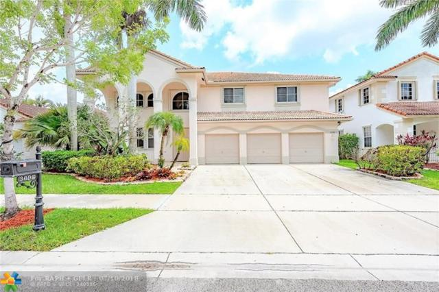 3698 Vista Way, Weston, FL 33331 (MLS #F10130598) :: Green Realty Properties