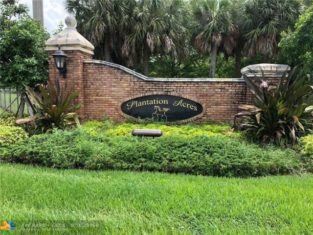 1251 NW 122nd Ave, Plantation, FL 33323 (MLS #F10130753) :: Green Realty Properties