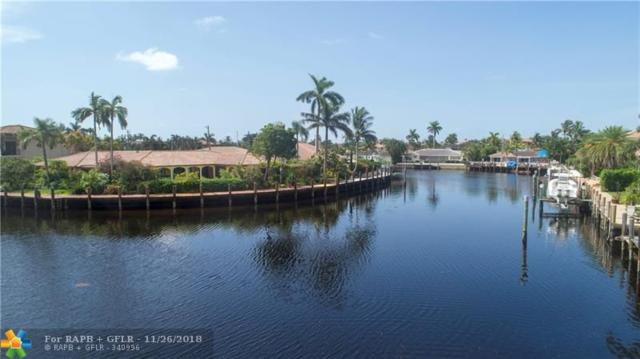 2300 NE 34th Ct, Lighthouse Point, FL 33064 (MLS #F10131048) :: Green Realty Properties