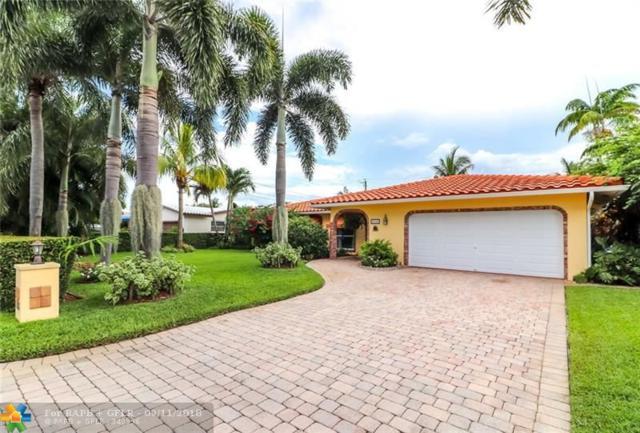 5115 NE 17th Ter, Fort Lauderdale, FL 33334 (MLS #F10131410) :: Green Realty Properties