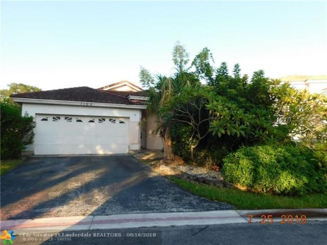 7160 NW 30th Ct, Margate, FL 33063 (MLS #F10131493) :: Green Realty Properties