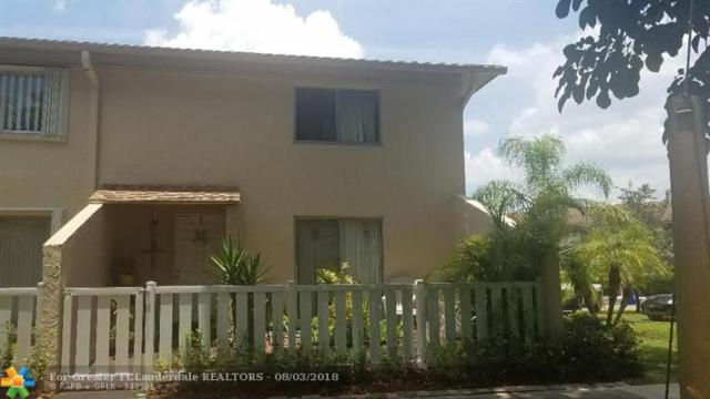 1637 NW 80th Ave H, Margate, FL 33063 (MLS #F10132037) :: Green Realty Properties
