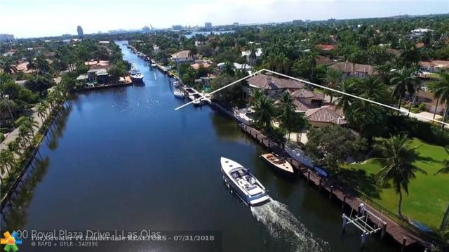 400 Royal Plaza Drive, Fort Lauderdale, FL 33301 (MLS #F10132055) :: Green Realty Properties