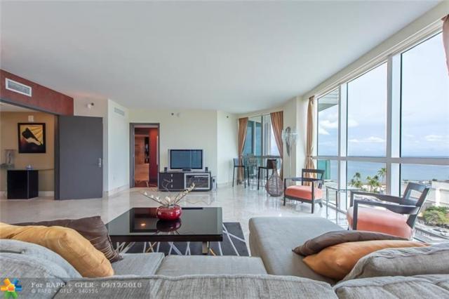 101 S Ft. Lauderdale Beach Blvd. #907, Fort Lauderdale, FL 33316 (MLS #F10132121) :: Green Realty Properties