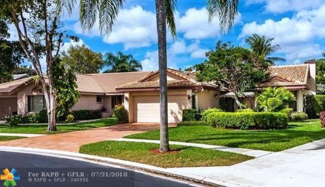 10763 Santa Laguna Dr, Boca Raton, FL 33428 (MLS #F10132189) :: Green Realty Properties