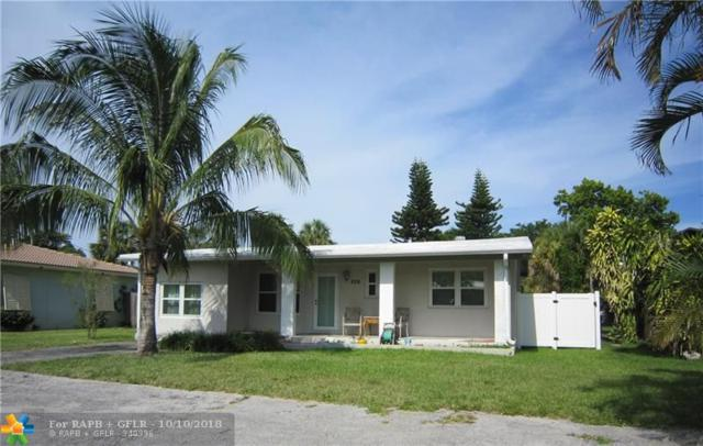 826 NW 6th Ave, Dania Beach, FL 33004 (MLS #F10132399) :: Green Realty Properties