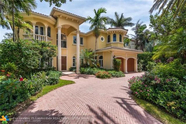 2614 Castilla Isle, Fort Lauderdale, FL 33301 (MLS #F10132451) :: Green Realty Properties