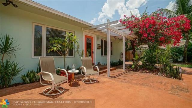 200 NE 16th Pl, Fort Lauderdale, FL 33305 (MLS #F10132933) :: Green Realty Properties