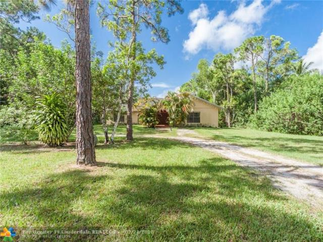 11354 52nd Rd, Royal Palm Beach, FL 33411 (MLS #F10132951) :: Green Realty Properties