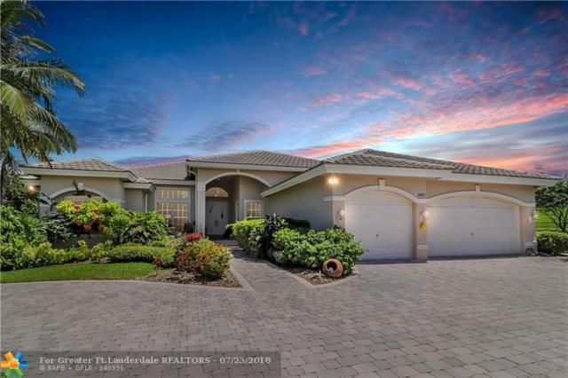 14817 SW 41st St, Davie, FL 33331 (MLS #F10133371) :: Green Realty Properties