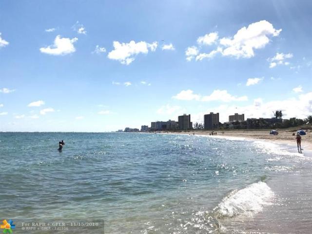 801 N Ocean Blvd #802, Pompano Beach, FL 33062 (MLS #F10133811) :: Laurie Finkelstein Reader Team