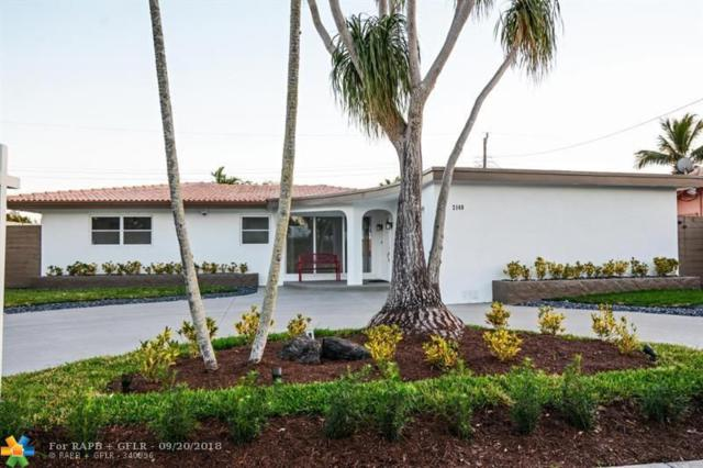 2148 NE 63rd St, Fort Lauderdale, FL 33308 (MLS #F10133950) :: Green Realty Properties