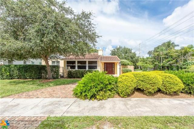 445 NE 10th Ave, Fort Lauderdale, FL 33301 (MLS #F10134205) :: Green Realty Properties