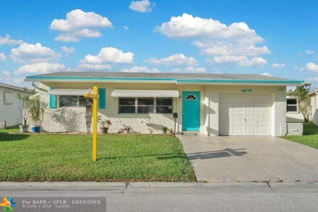 6675 NW 11th Ct, Margate, FL 33063 (MLS #F10134236) :: Green Realty Properties