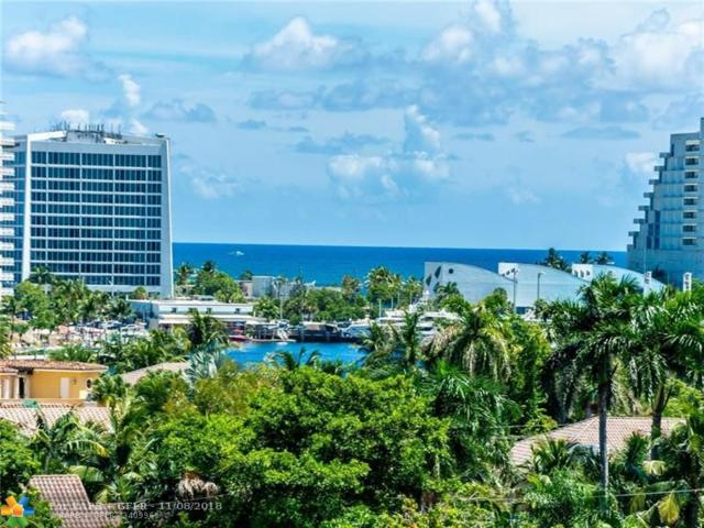 340 Sunset Dr #805, Fort Lauderdale, FL 33301 (MLS #F10134454) :: Green Realty Properties