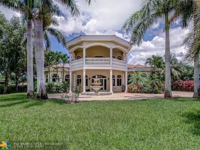 14875 SW 27th St, Davie, FL 33331 (MLS #F10134546) :: Green Realty Properties