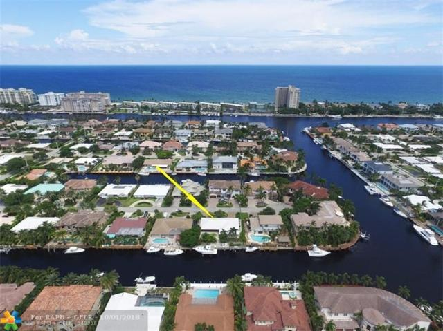 3721 NE 29th Ave, Lighthouse Point, FL 33064 (MLS #F10134706) :: Green Realty Properties
