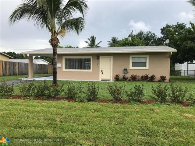 721 NE 30 ST, Pompano Beach, FL 33064 (MLS #F10134901) :: Green Realty Properties