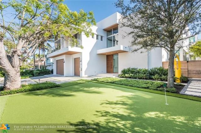 2312 Barcelona Dr, Fort Lauderdale, FL 33301 (MLS #F10135341) :: Green Realty Properties